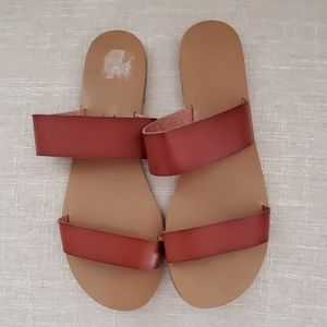 J. Crew Brown Sandal Size 9 New without tags